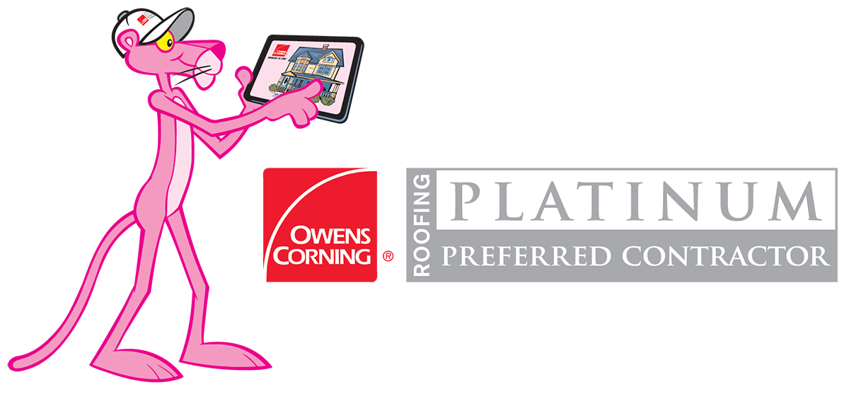 Owens Corning Platium Preferred Contractor